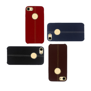 case for iPhone - case iPhone 7 - leather phone case - (2)