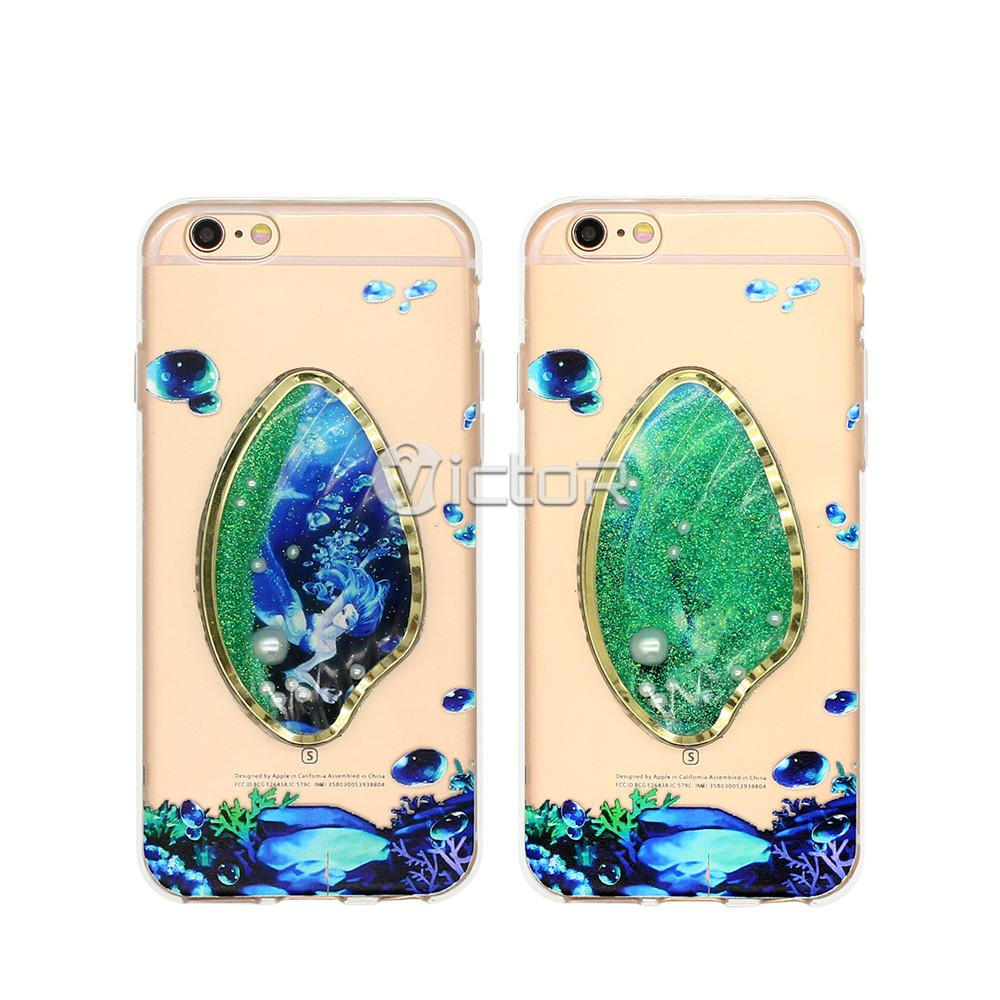 clear phone case - TPU phone case - iPhone 6 case - (2)