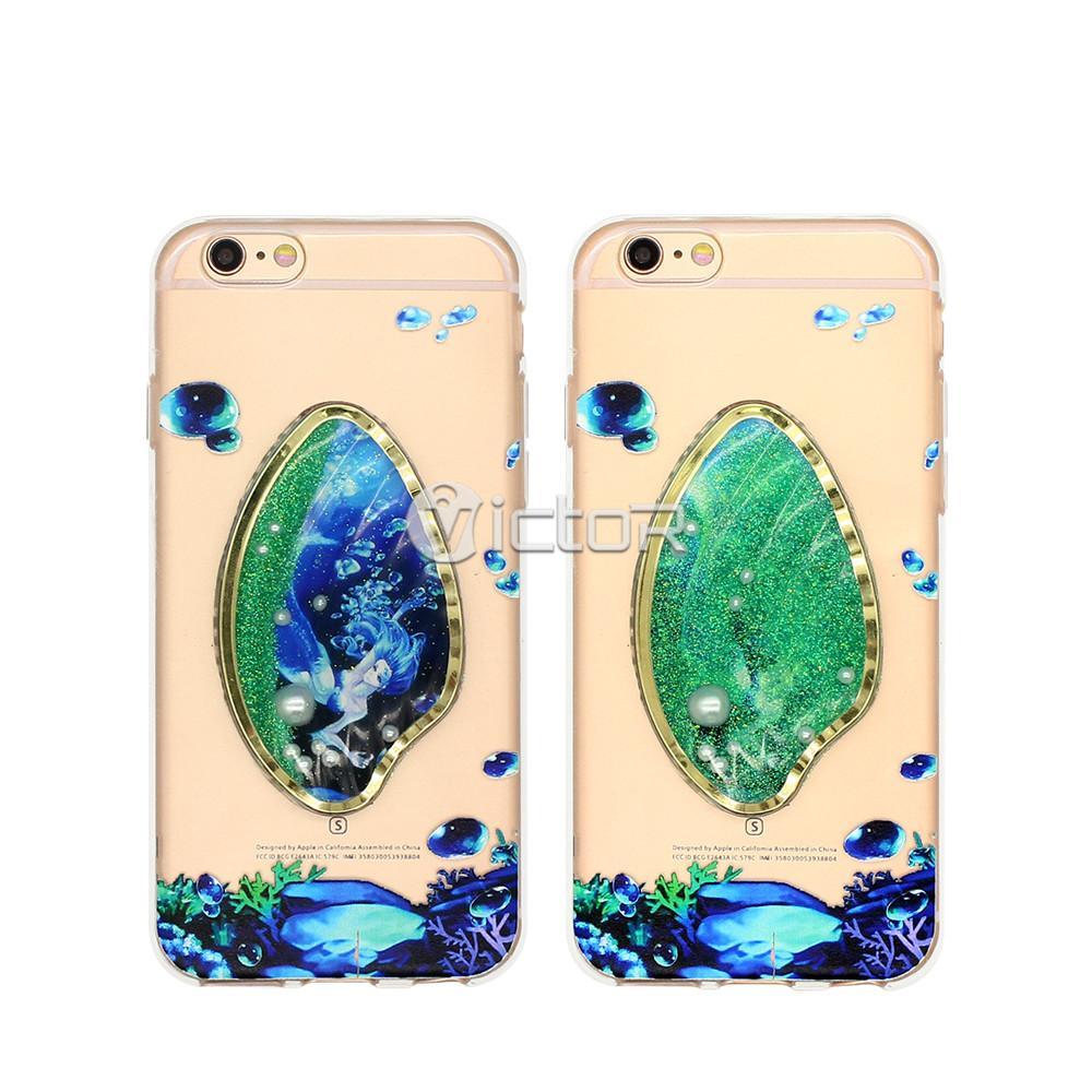 clear phone case - TPU phone case - iPhone 6 case -  (2)