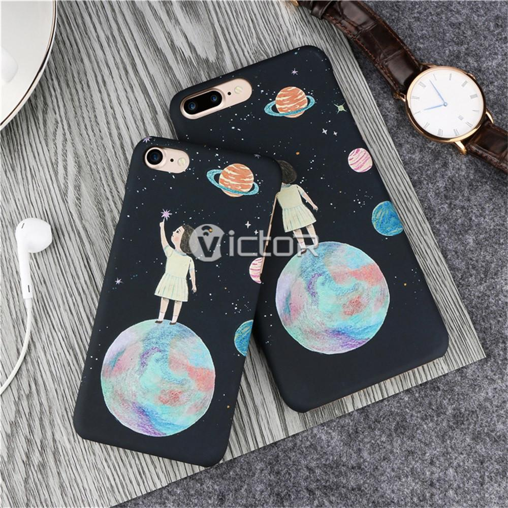 slim phone case - pc phone case - phone case for iPhone 7 -  (15)