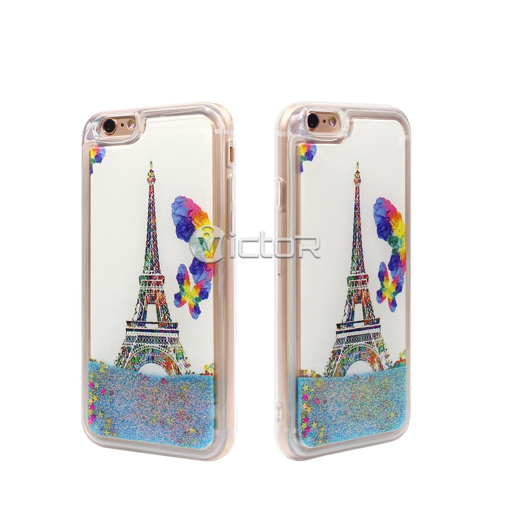 clear phone case - phone case for iPhone 6 - tpu phone case - (2)