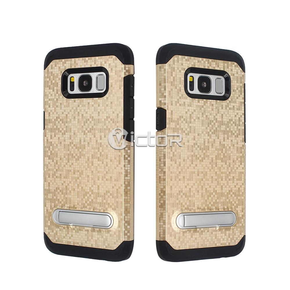 samsung s8 case - combo case - case with kickstand - (9)
