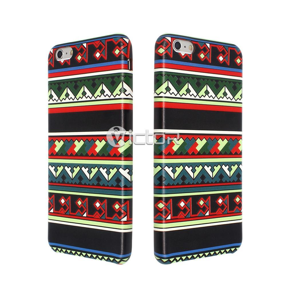 slim phone case - leather phone case - case for iPhone 6 plus -  (3)