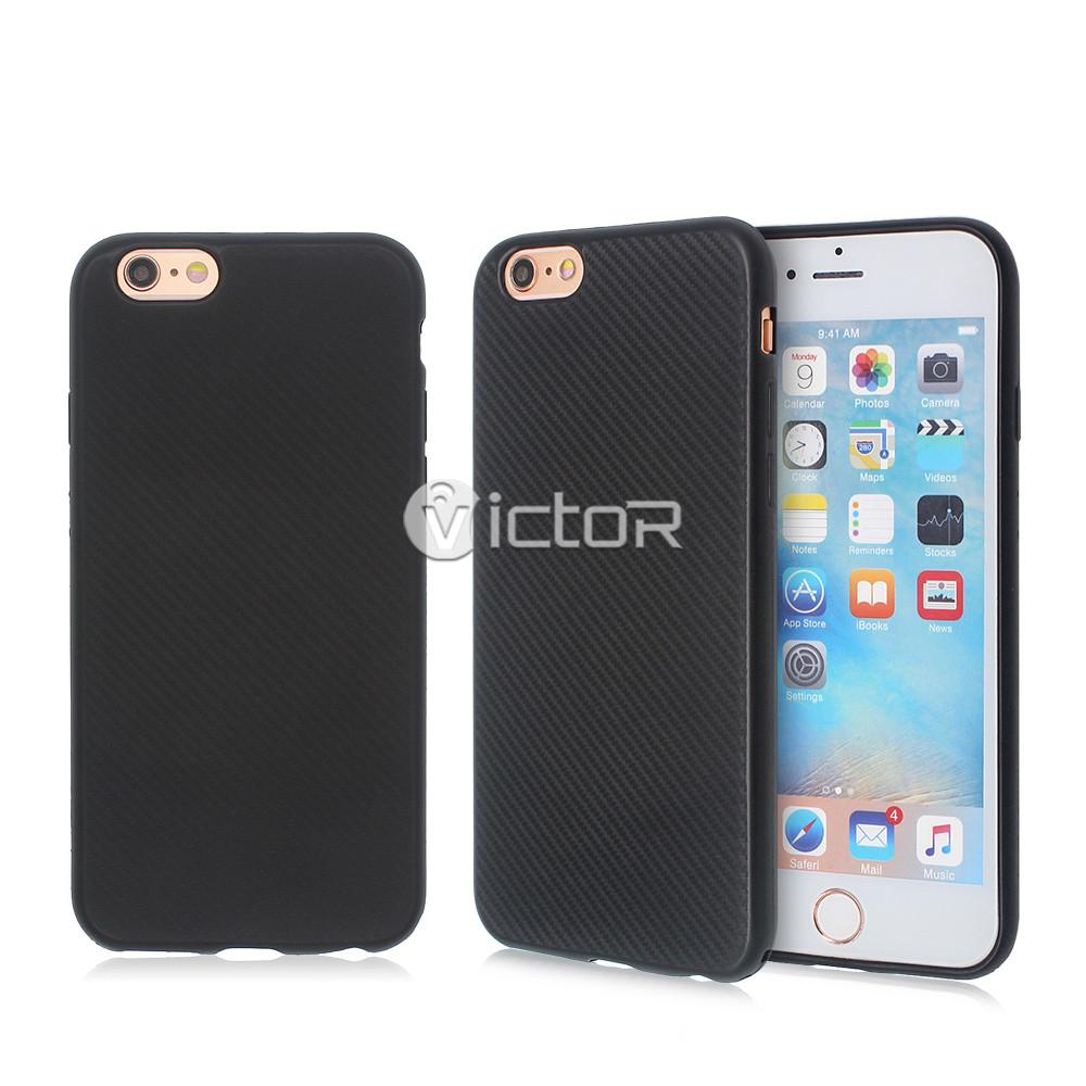 phone case for iPhone 6 - carbon fiber phone case - wholesale iPhone 6 cases -  (12)