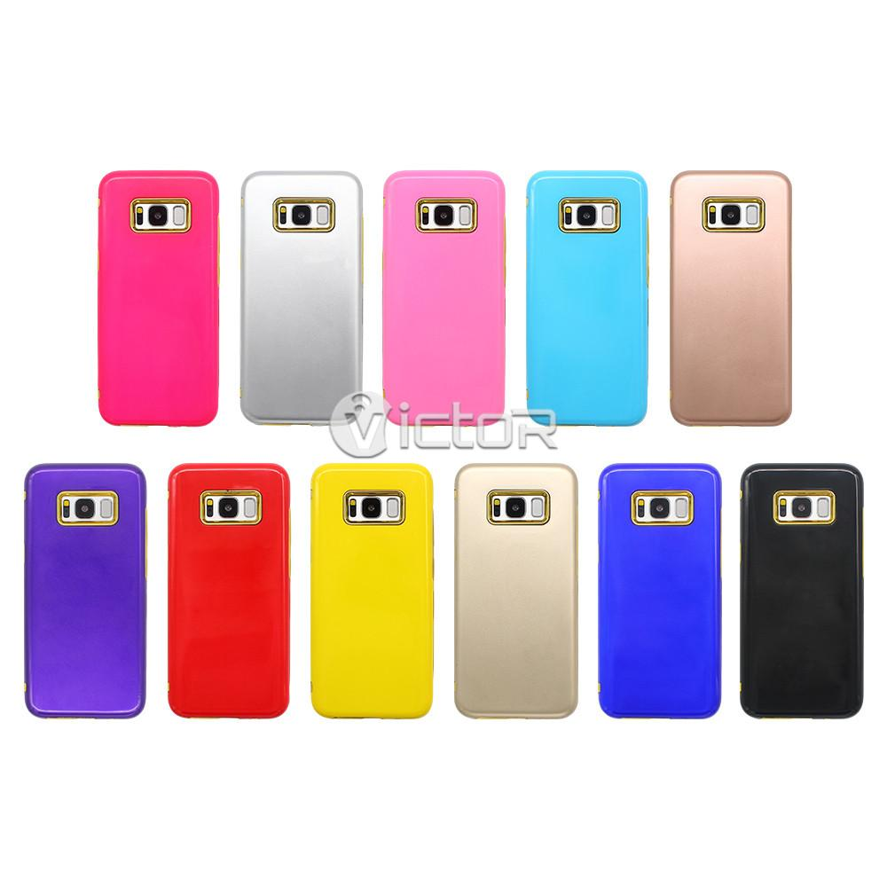 phone case with stand - s8 phone case - combo case -  (19)