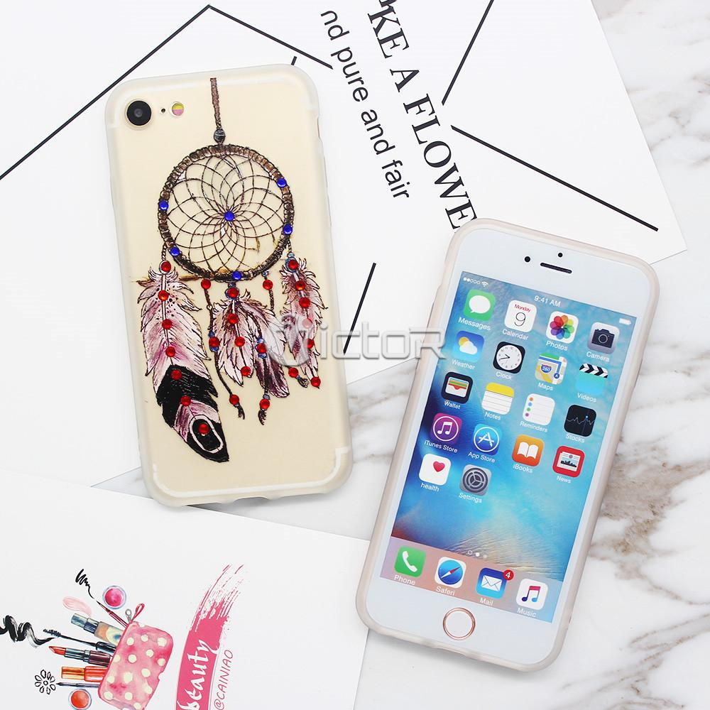 clear iphone 7 case - clear phone case - pretty phone cases -  (2)