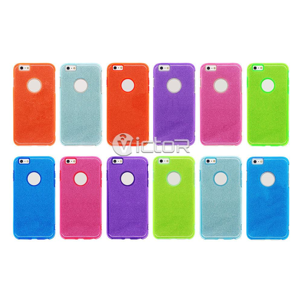 slim iphone 6 plus case - protective phone case - combo case - (18)