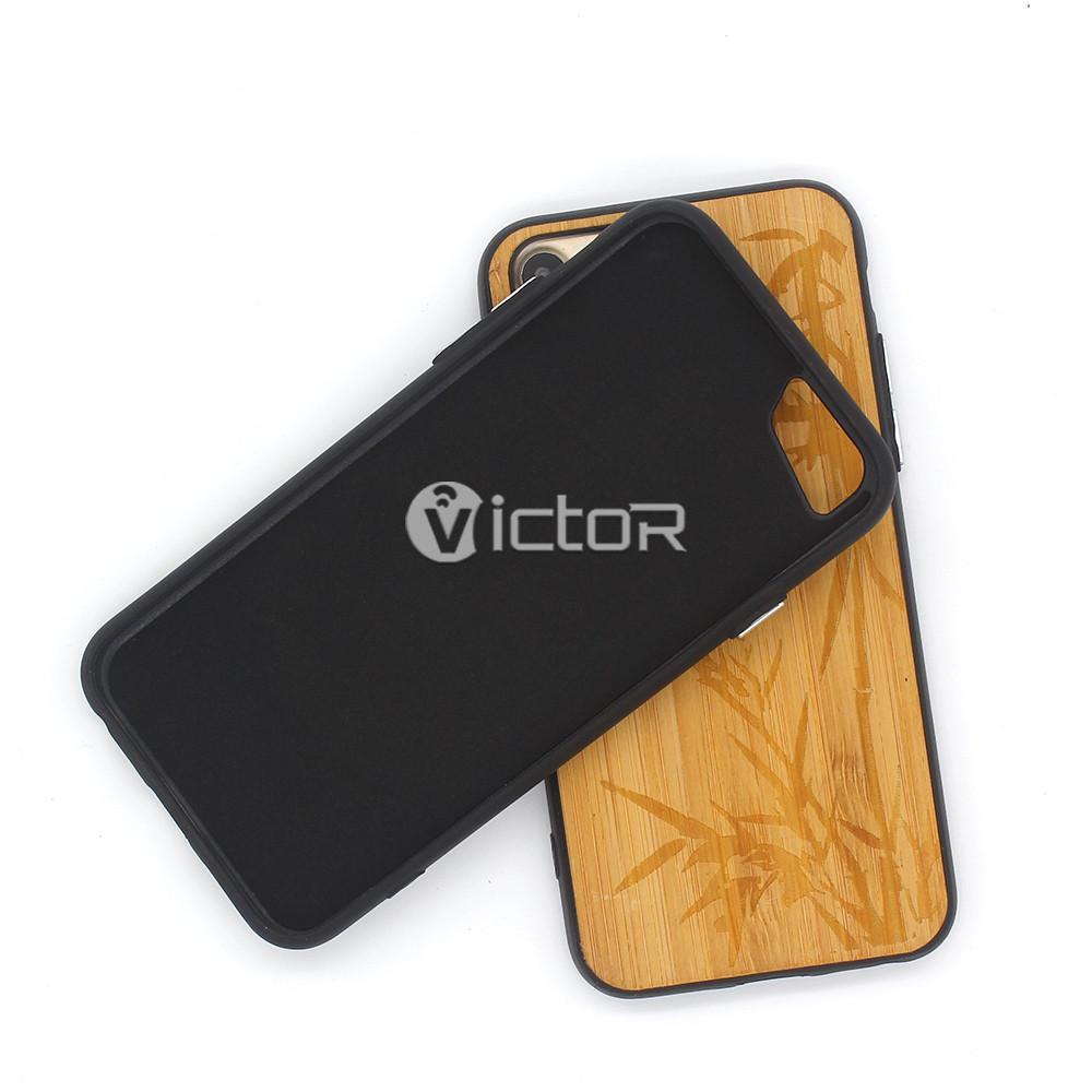 iphone 7 wood case - wood phone case - iphone 7 phone case - (8)