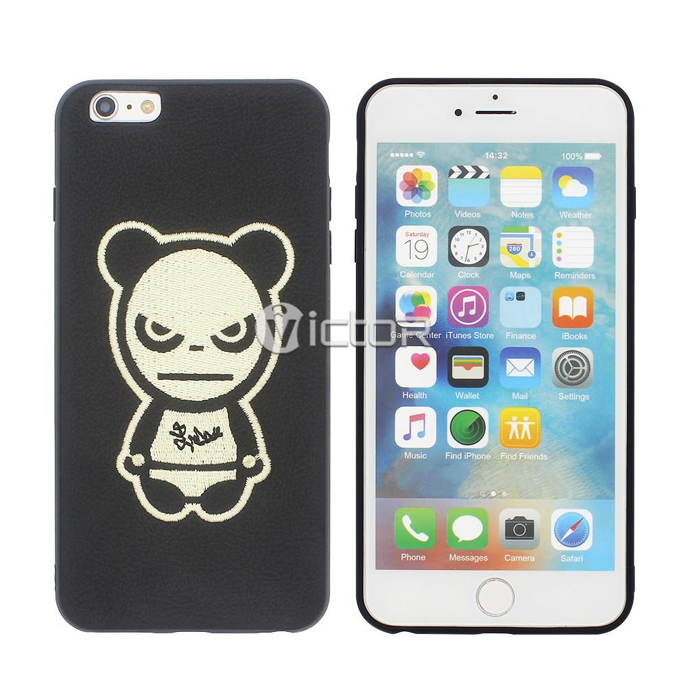 iphone 6 plus phone case - tpu phone case - slim phone case - (1)