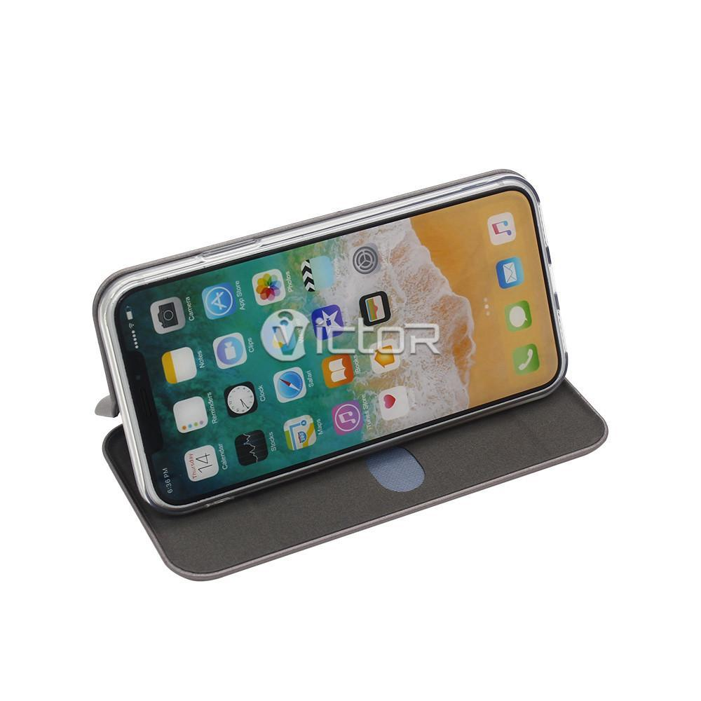 wallet iPhone X case - leather iPhone x case - iPhone x leather case - (4)