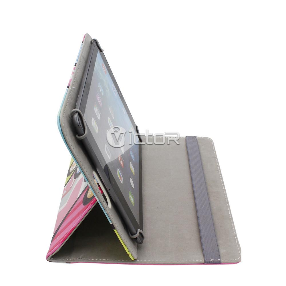 10 inch tablet leather cover - leather tablet cases - leather cover for tablet - (8)