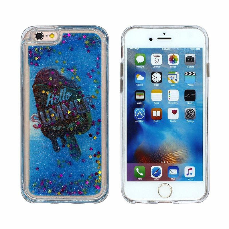 Victor Really Cool and Amazing iPhone 6 Liquid TPU Cases