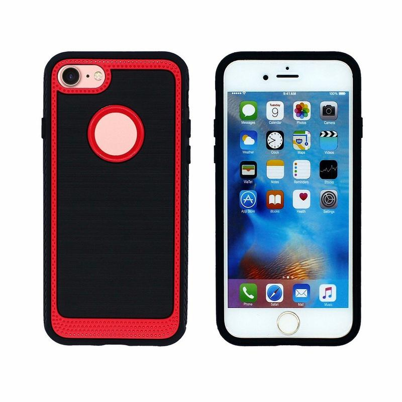 Victor TPU plus PC New Style Combo Phone Case for iPhone 7