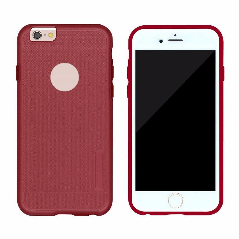 Victor 2IN1 Los mejores protectores protectores del teléfono móvil del iPhone 6