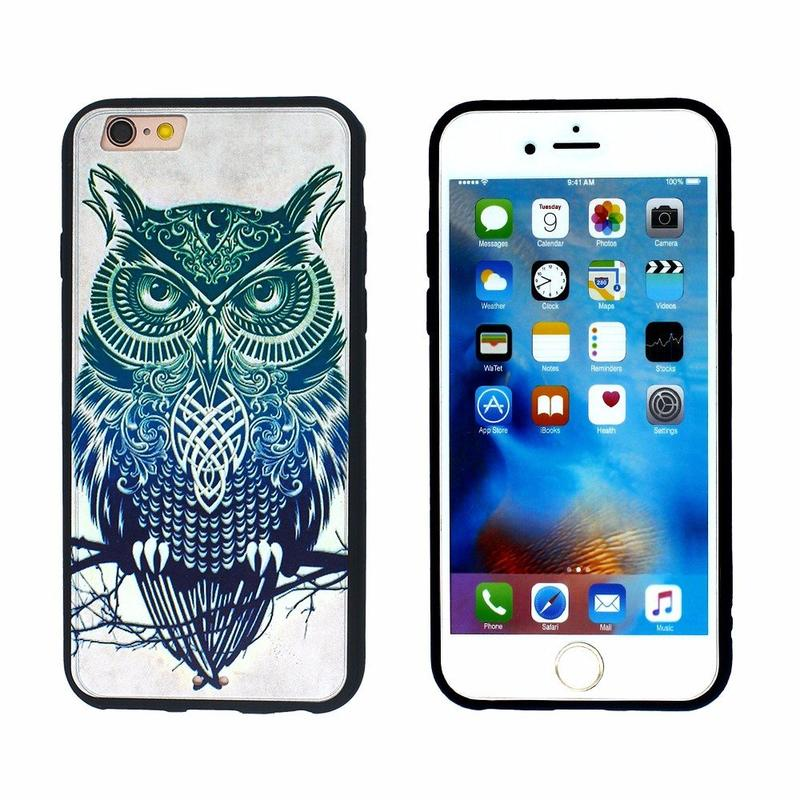 Vicot TPU+PC OEM Printing Case for iPhone 6s