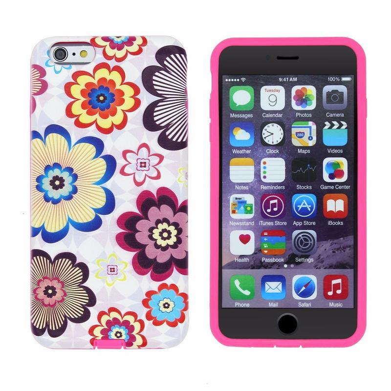 Victor Embossed Printing High End iPhone 6s Plus Case