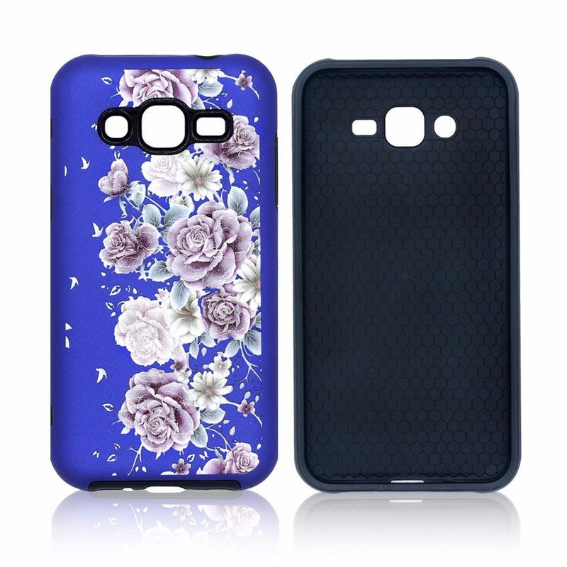 Victor Glister Printing Pattern Samsung Galaxy Phone Cases