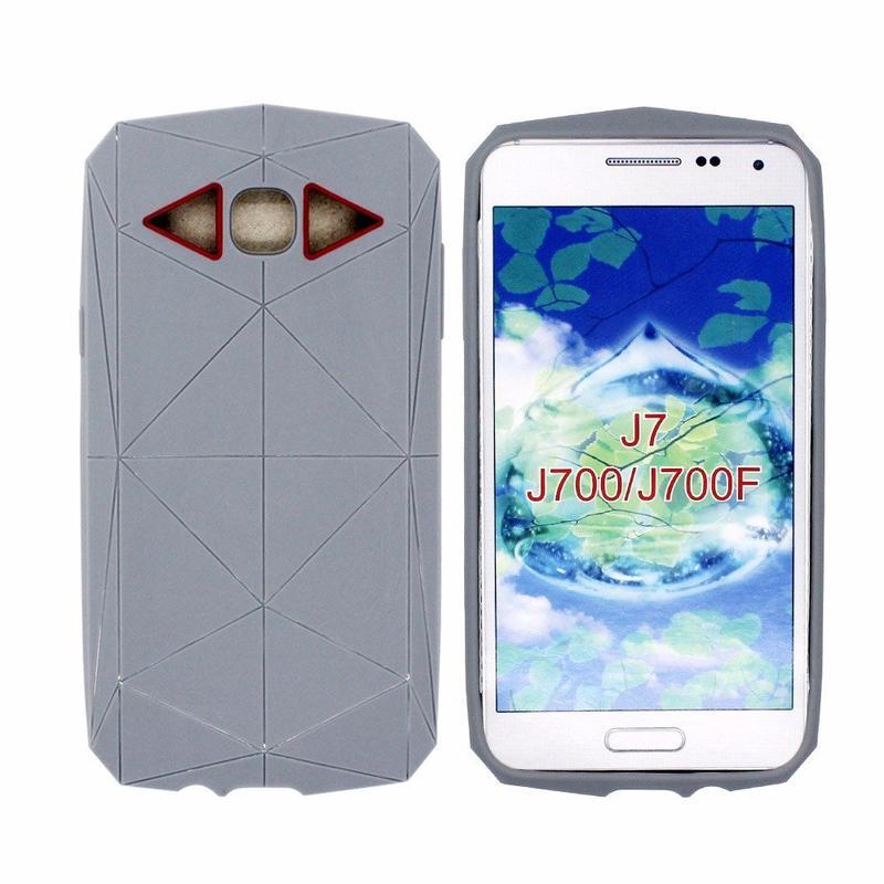 Victor Soft TPU Phone Case for Samsung Galaxy J7