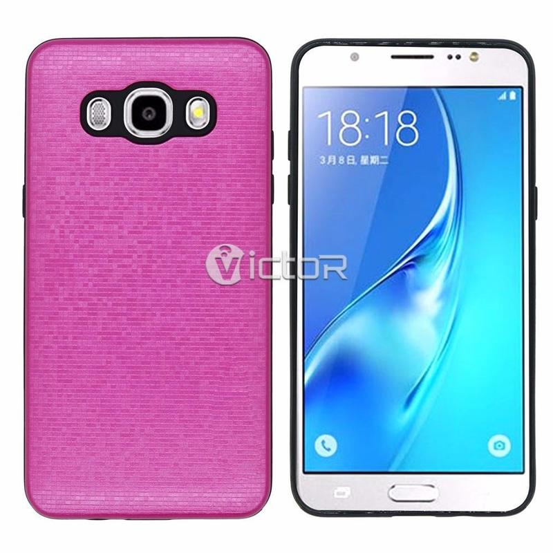 Victor Wholesale Price Hybrid Case for Samsung J7