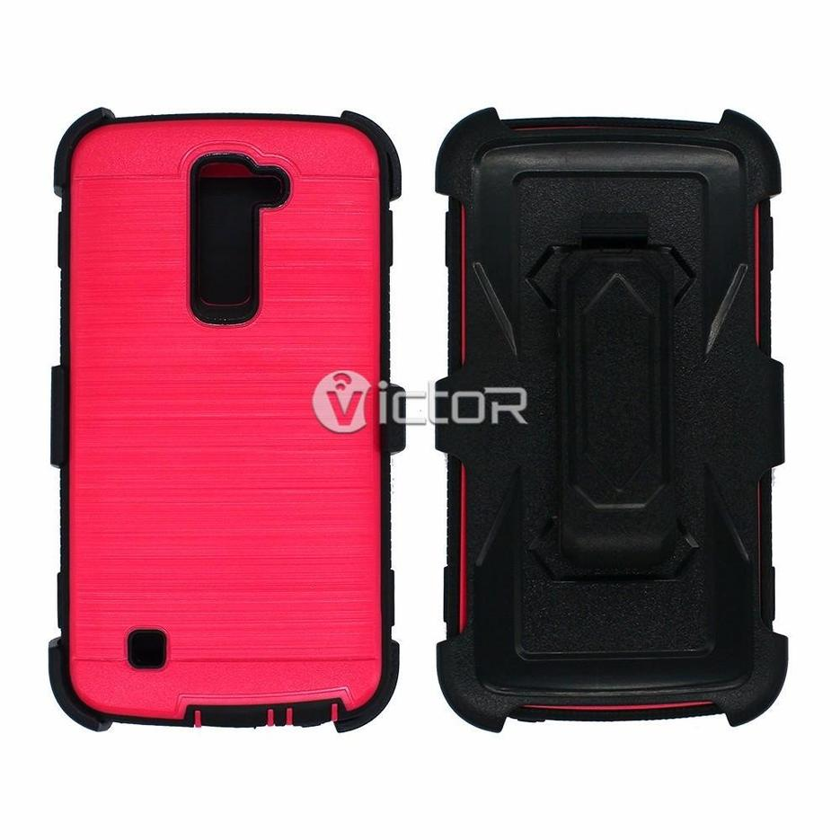Victor Laser Design LG K10 Smartphone Cases with Holsters