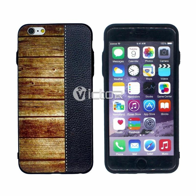 Victor Embossed Cell Phone Cases for iPhone 6 Plus