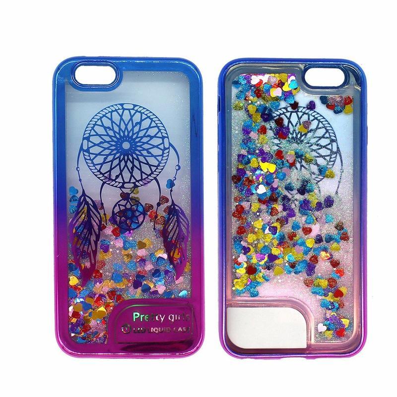 El caso del doble Color galvanizado El iPhone 6s de la arena movediza llevó