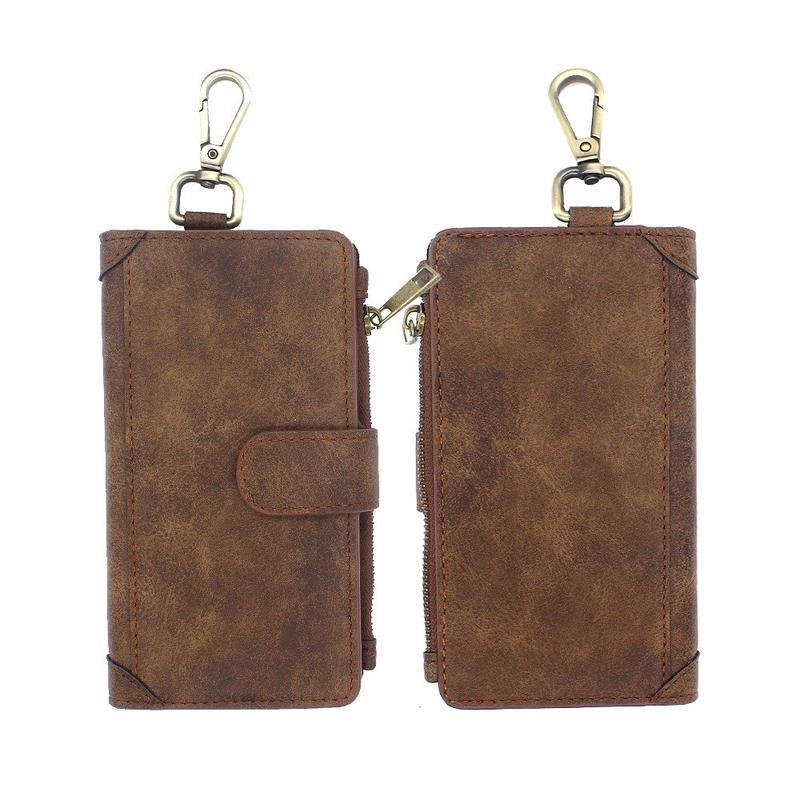 Victor Traditional Multifunction Leather iPhone 6 Phone Case