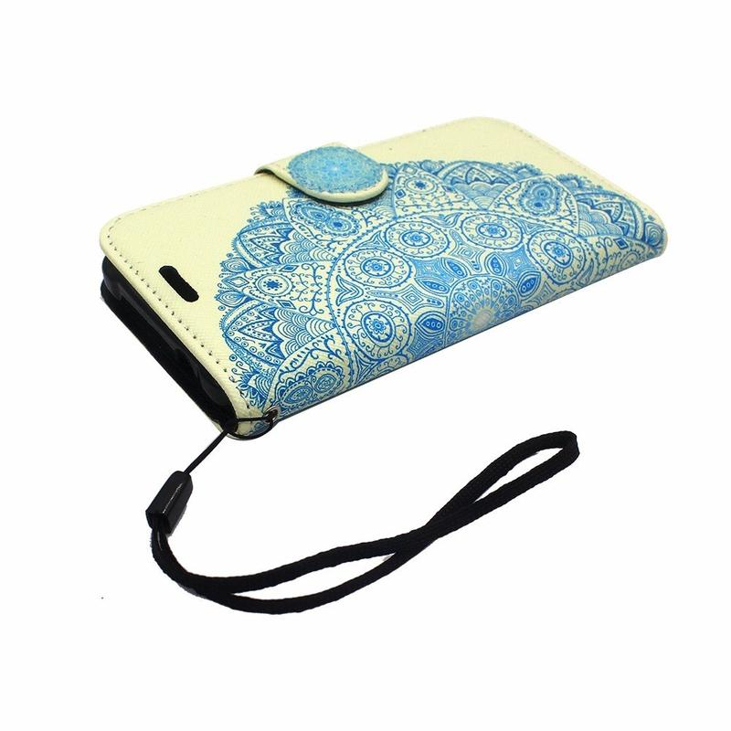 Multi-functional Wallet Leather Case for Samsung J1
