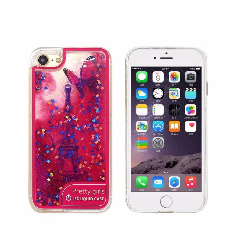 Attractive LED Light Up Phone Case for iPhone 6