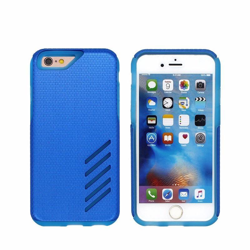 TPU Smartphone Protector Funda para el iPhone 6 con la cubierta de la