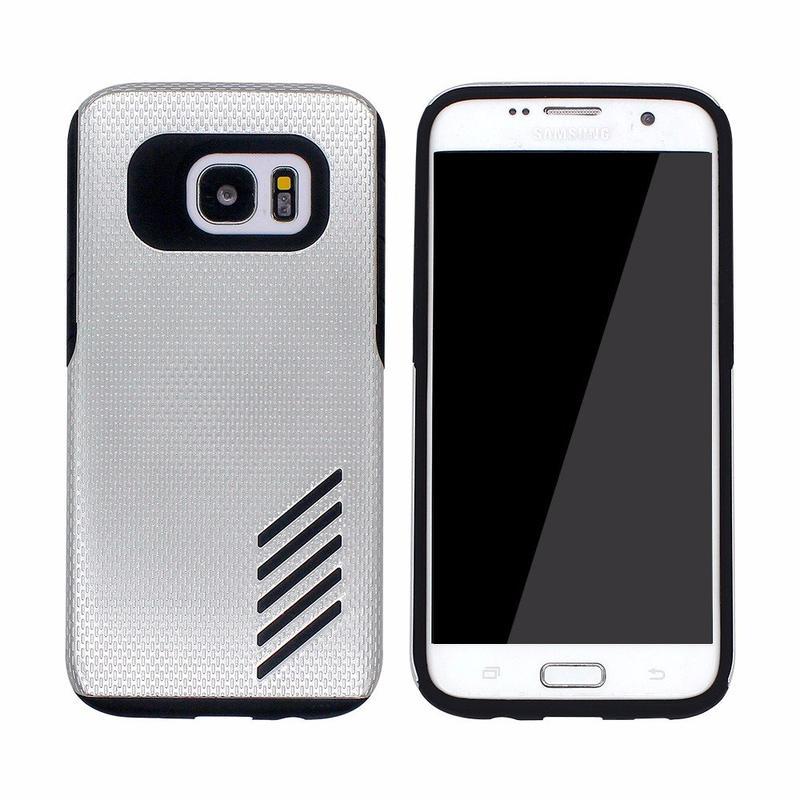 2in1 PC+TPU Galaxy S7 Edge Protector Case