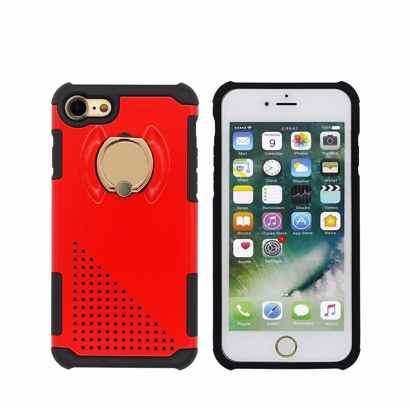 2in1 Highly Protective Armor Case for iPhone 7
