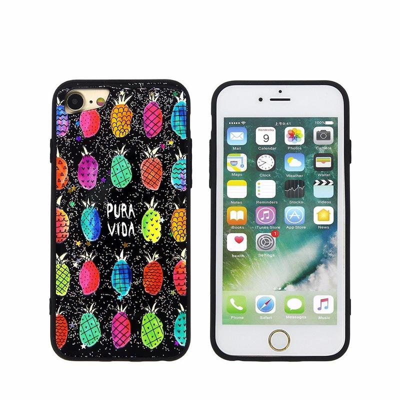 Varnish Painting TPU Phone Cases for iPhone 7
