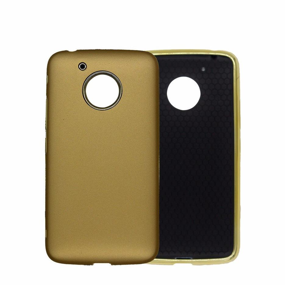 Luxury Motorola G5 Phone Case with Stealth Stand