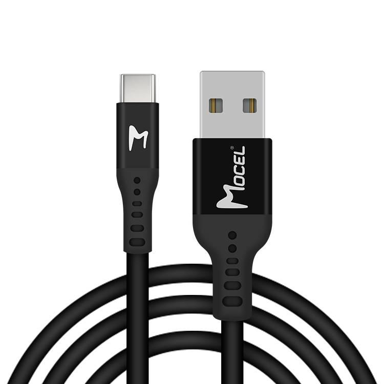 Mocel Stock Cable de datos USB tipo C de carga rápida de 2M