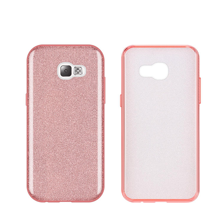 Glitter Phone Case for Samsung A5 2017 Wholesale