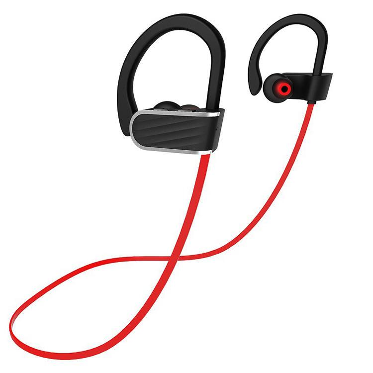 Moda deportes IPX7 impermeable Bluetooth auricular inalámbrico