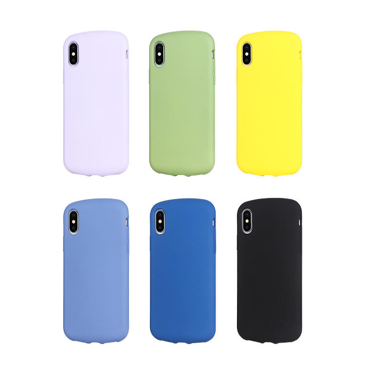 Small Waist Design 4.0 mm TPU Phone Case for iPhone for Huawei