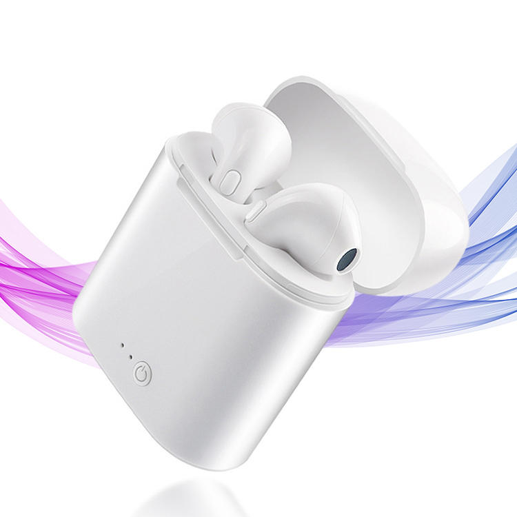 i7s TWS Earphone Stereo Buetooth Earbuds Wholesale