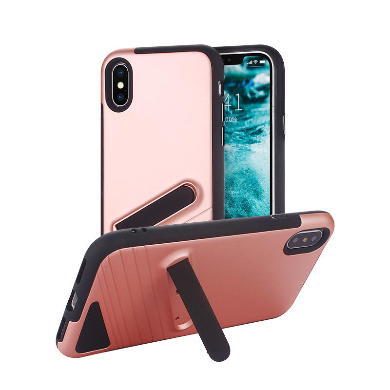 Funda híbrida 2 en 1 para iPhone X al por mayor