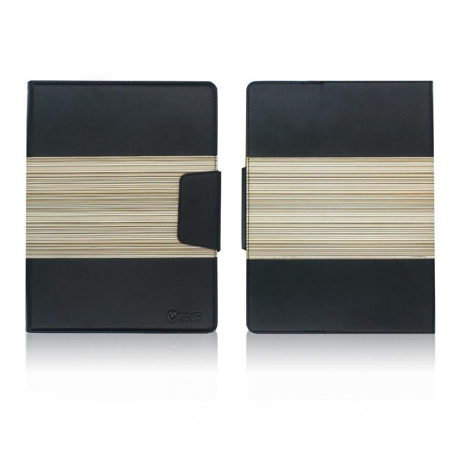 Victor VI-LC-151020 PU estuche de cuero para el iPad mini 5