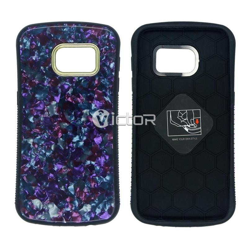 IFace de Victor VI-TPU-K017 TPU caso para Samsung
