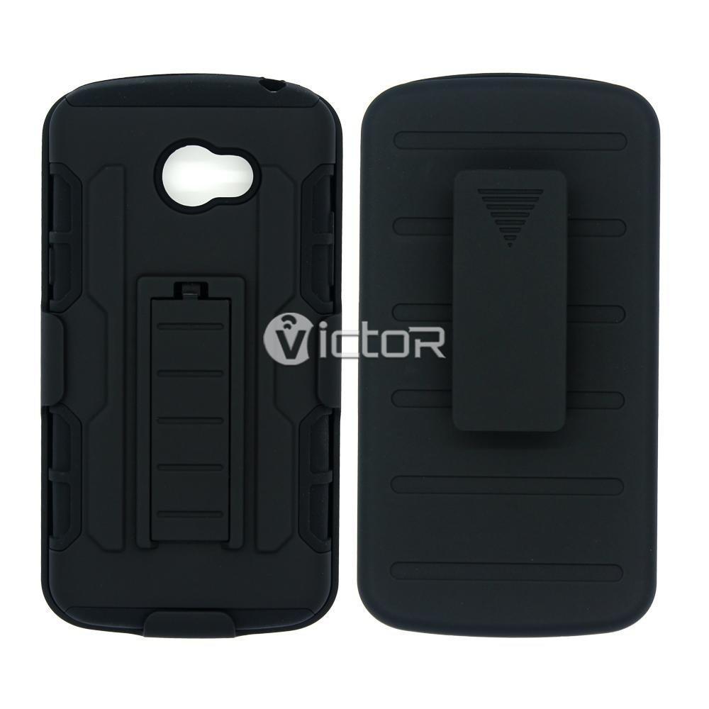 Caso Victor VI-HCASE-X169291 híbrido de LG K5 / LGQ6