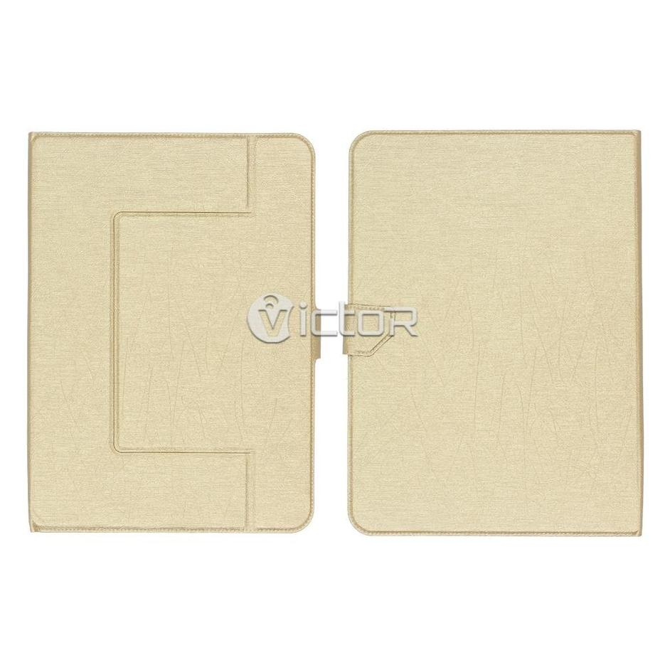 Victor Elegant Universal Silincone PU Leather Case for Tablet