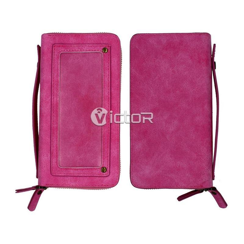 Victor VI-CASO-X10204 estuche de cuero para el iPhone 7