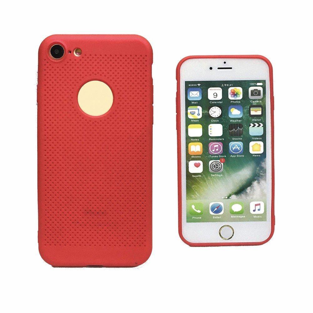 Caso de silicona de disipación de calor para el iPhone 7