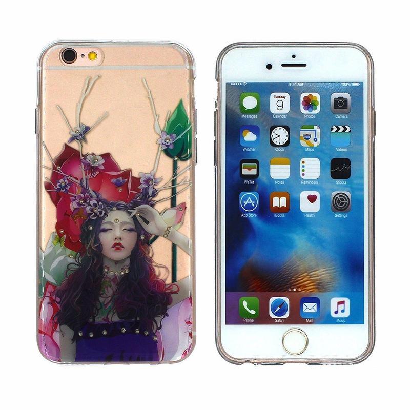 Victor casos de TPU para el iPhone 6S