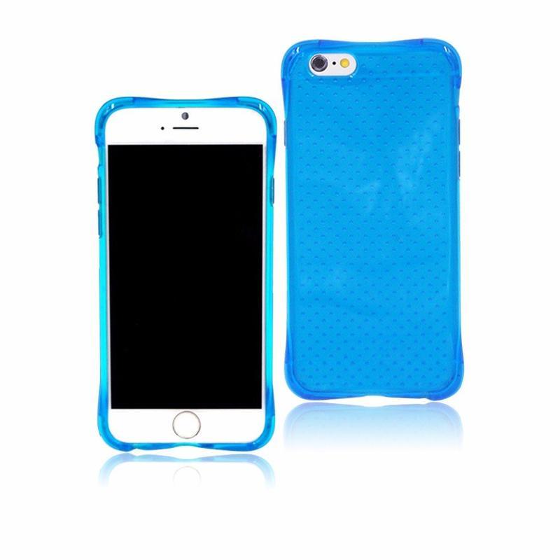 Victor Slim TPU una prueba de golpes caso del teléfono de Apple para el iPhone 6s