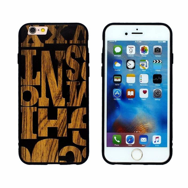 Victor Wood Design Original Apple iPhone 6 Phone Cases on Sale