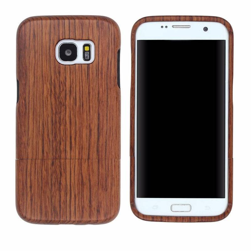 Victor Wooden Samsung Galaxy S7 Edge Back Cover